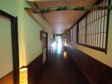 趣のある廊下